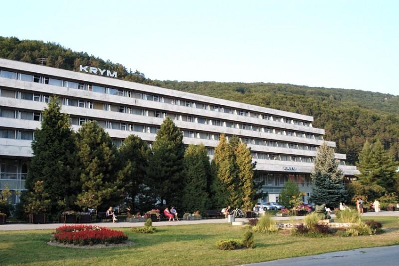 Lázeňský hotel Krym